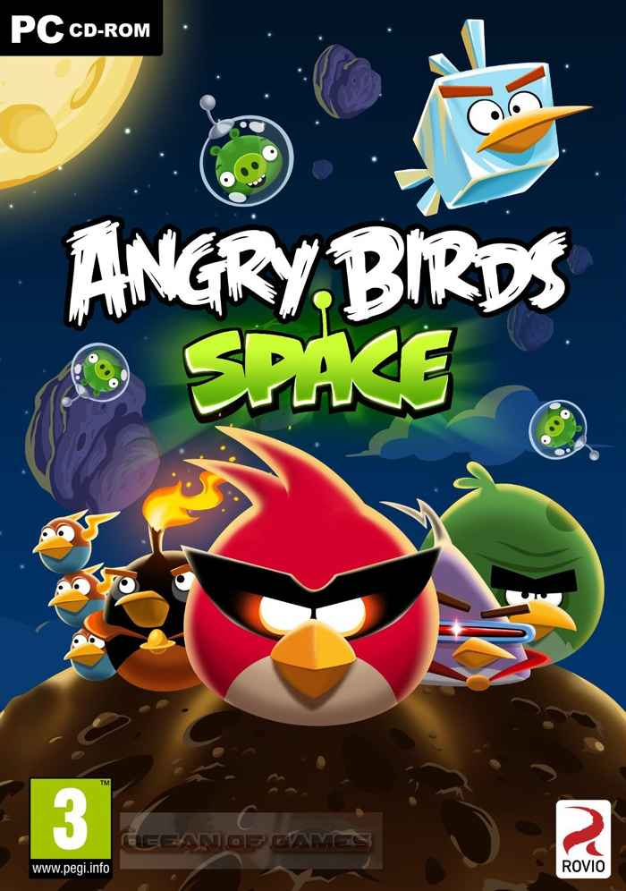 Angry Birds Space Free Download1