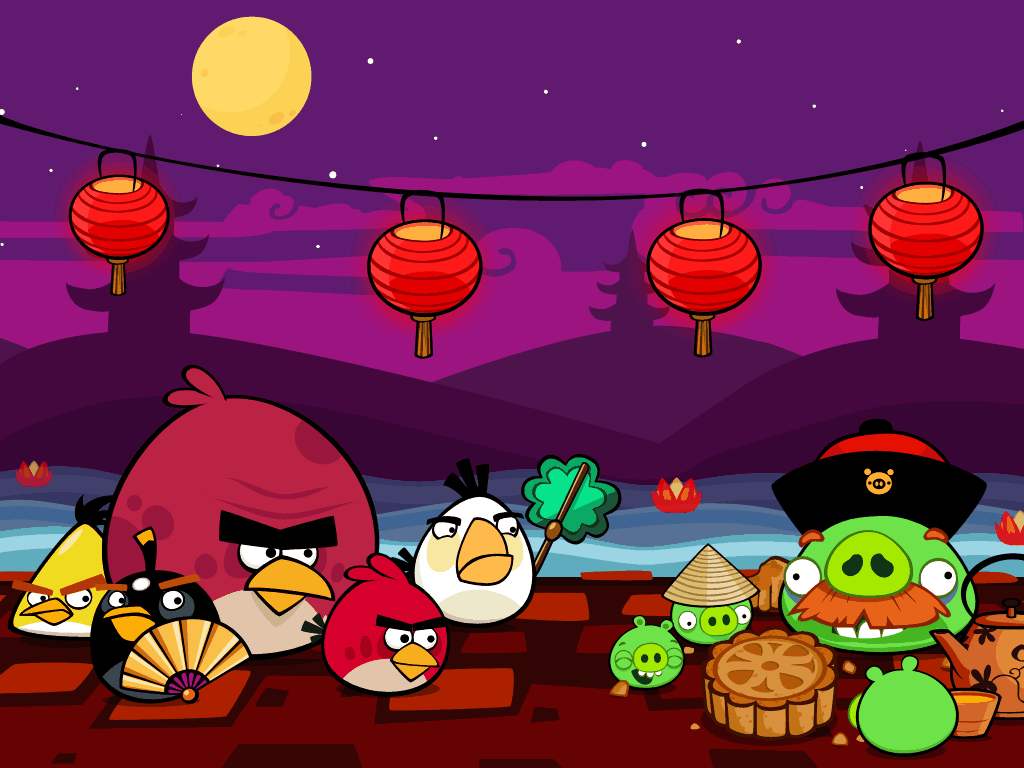 AngryBirds MoonFestival 2