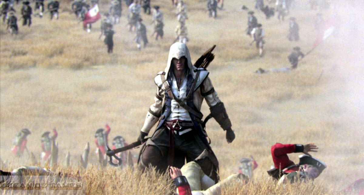 Assassins Creed III Download For Free