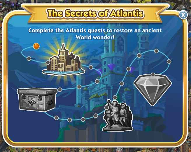 Atlantis Quest PC Game