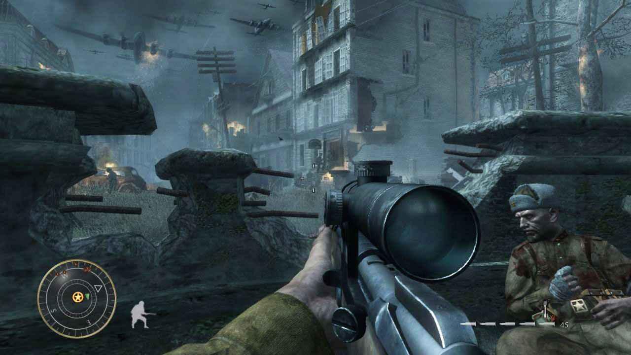 Call of Duty Worla at War Free