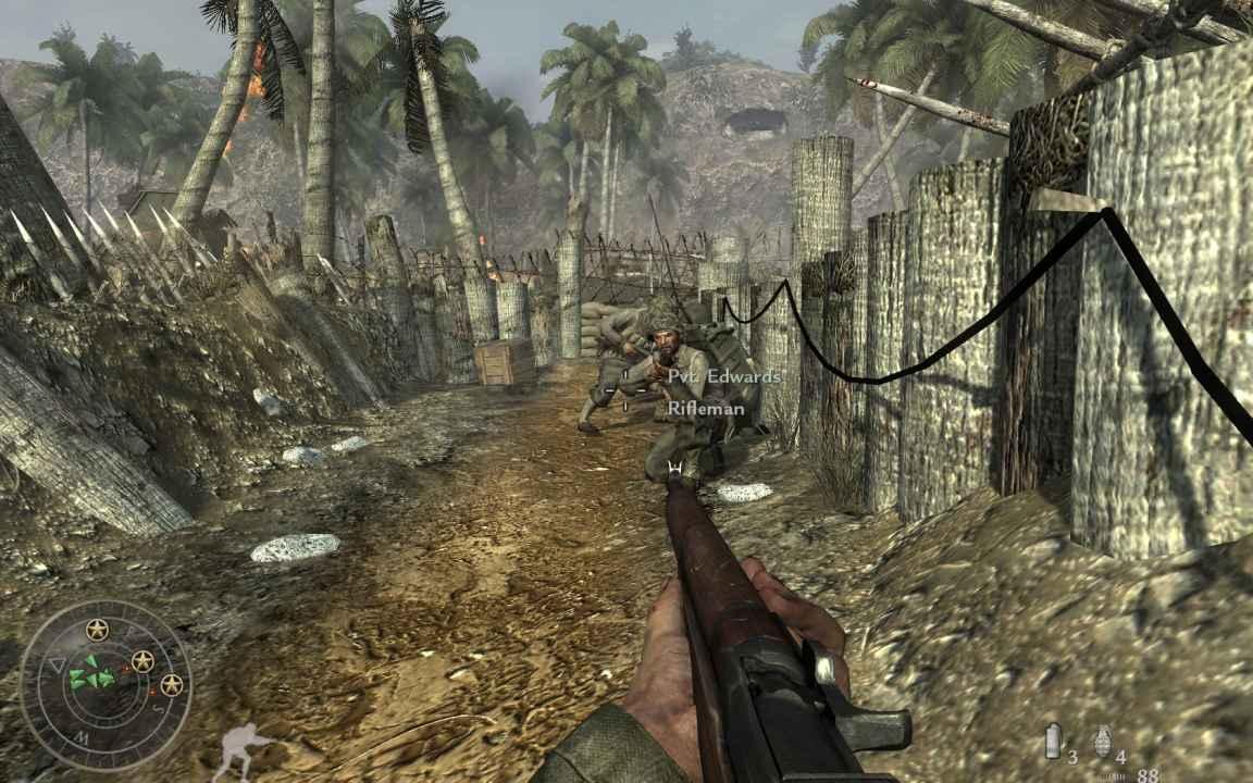 Call of Duty Worla at War