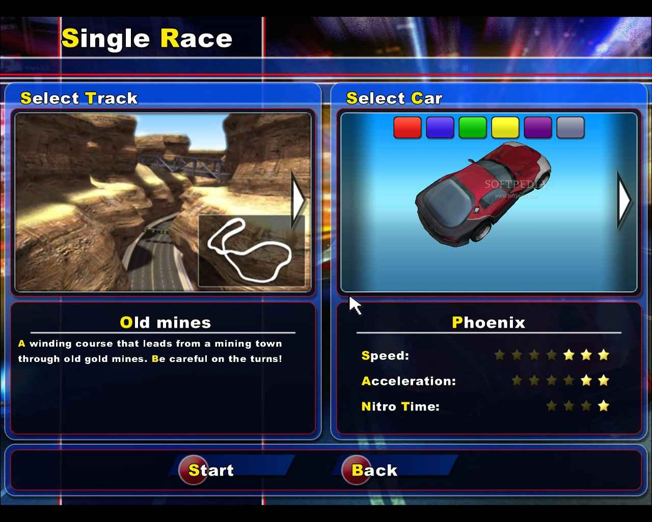Extreme Racers 3
