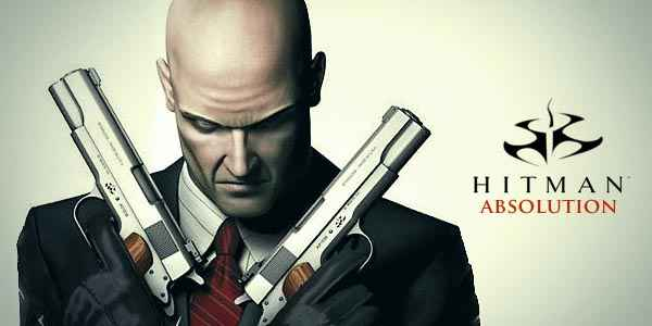 Hitman Absolution logo