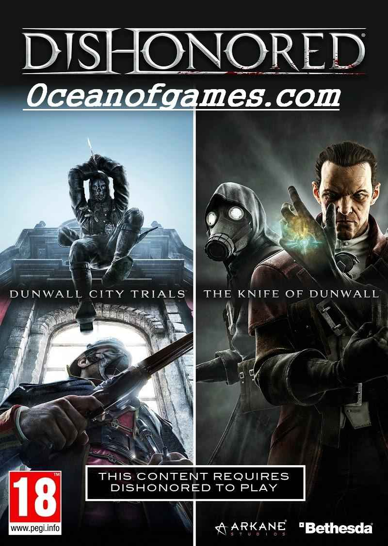dishonored Free Download