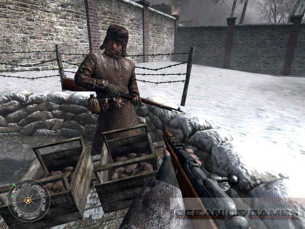 Call of Duty 2 Setup Download For Free