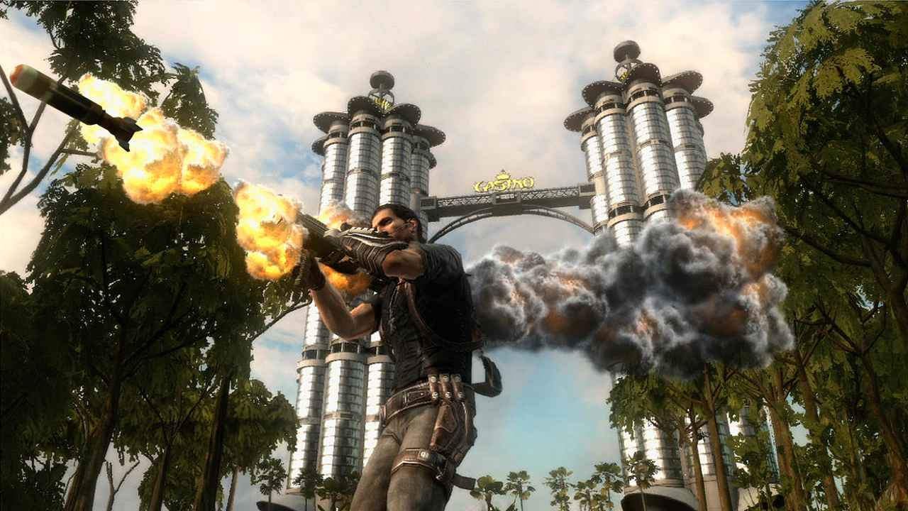 Free Just Cause 2