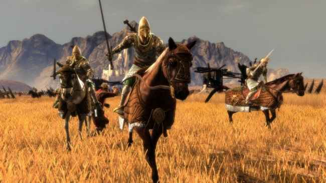 Lord of the rings conquest Features