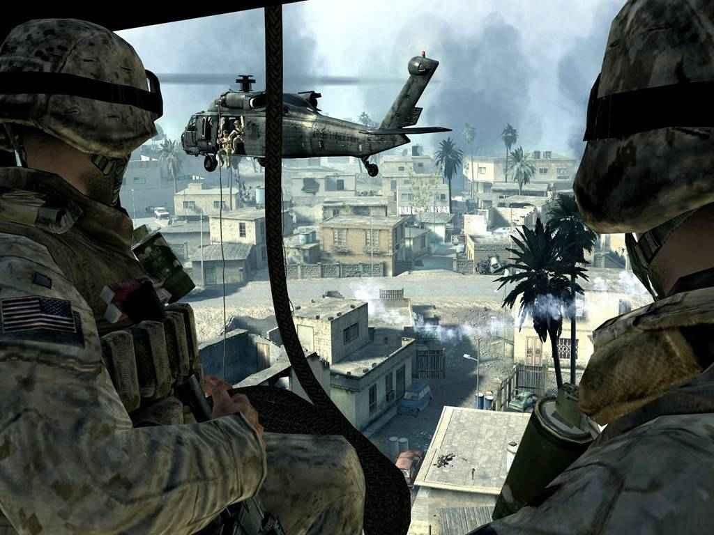 free Call of Duty 4 Modern Warfare