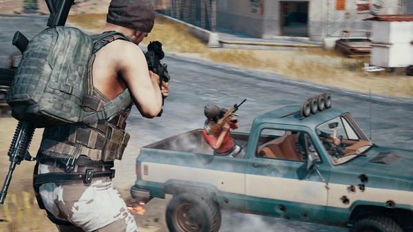 PlayerUnknown's Battlegrounds Mobile For PC Free Download (PUBG)