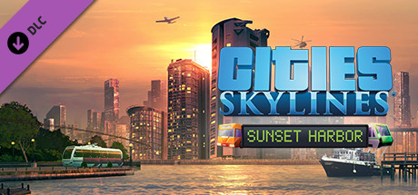 Cities Skylines Sunset Harbor Free Download