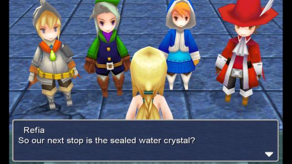 Final Fantasy III Free Download