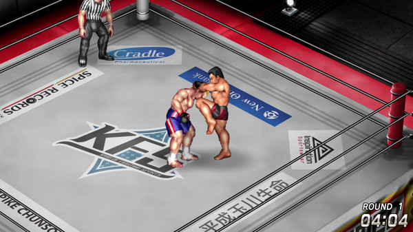 Fire Pro Wrestling WF Road Champion Road Beyond Free Download