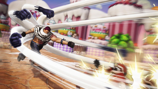 One Piece Pirate Warriors 4 Free Download