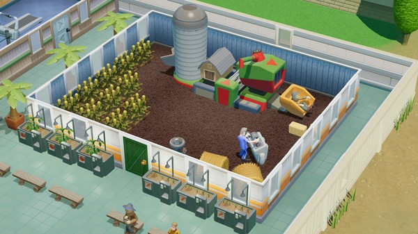 Two Point Hospital Off the Grid Free Download
