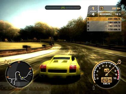 Need For Speed Most Wanted Setup Download For Free