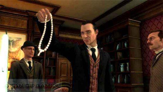 The Testament of Sherlock Holmes Setup Free Download