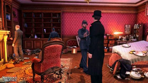 download free The Testament of Sherlock Holmes 1024x576