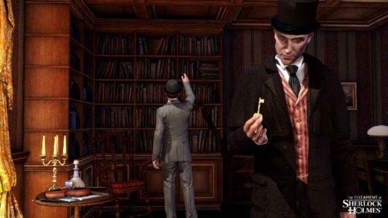 free download The Testament Of Sherlock Holmes..1024x576