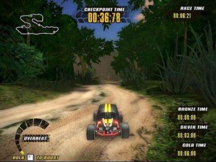 off road racing game