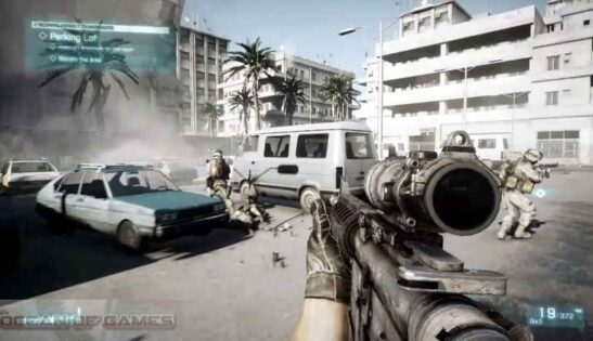 Battlefield 3 Setup Free Download