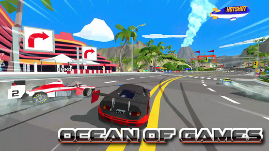 Hotshot Racing SKIDROW Free Download