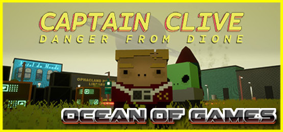 Captain Clive Danger From Dione PLAZA Free Download
