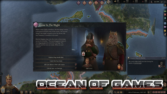 Crusader Kings III GoldBerg Free Download