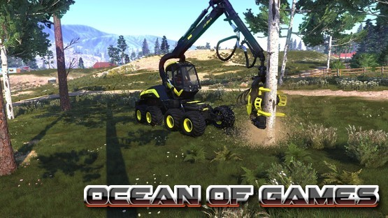 Lumberjacks Dynasty The Ponsse Early Access Free Download